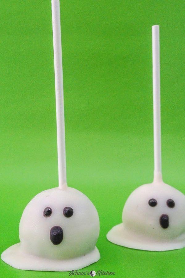 Unheimlich Halloween Cake Pops mit Oreos   - Schnin's Kitchen - meine Rezepte & DIYs -