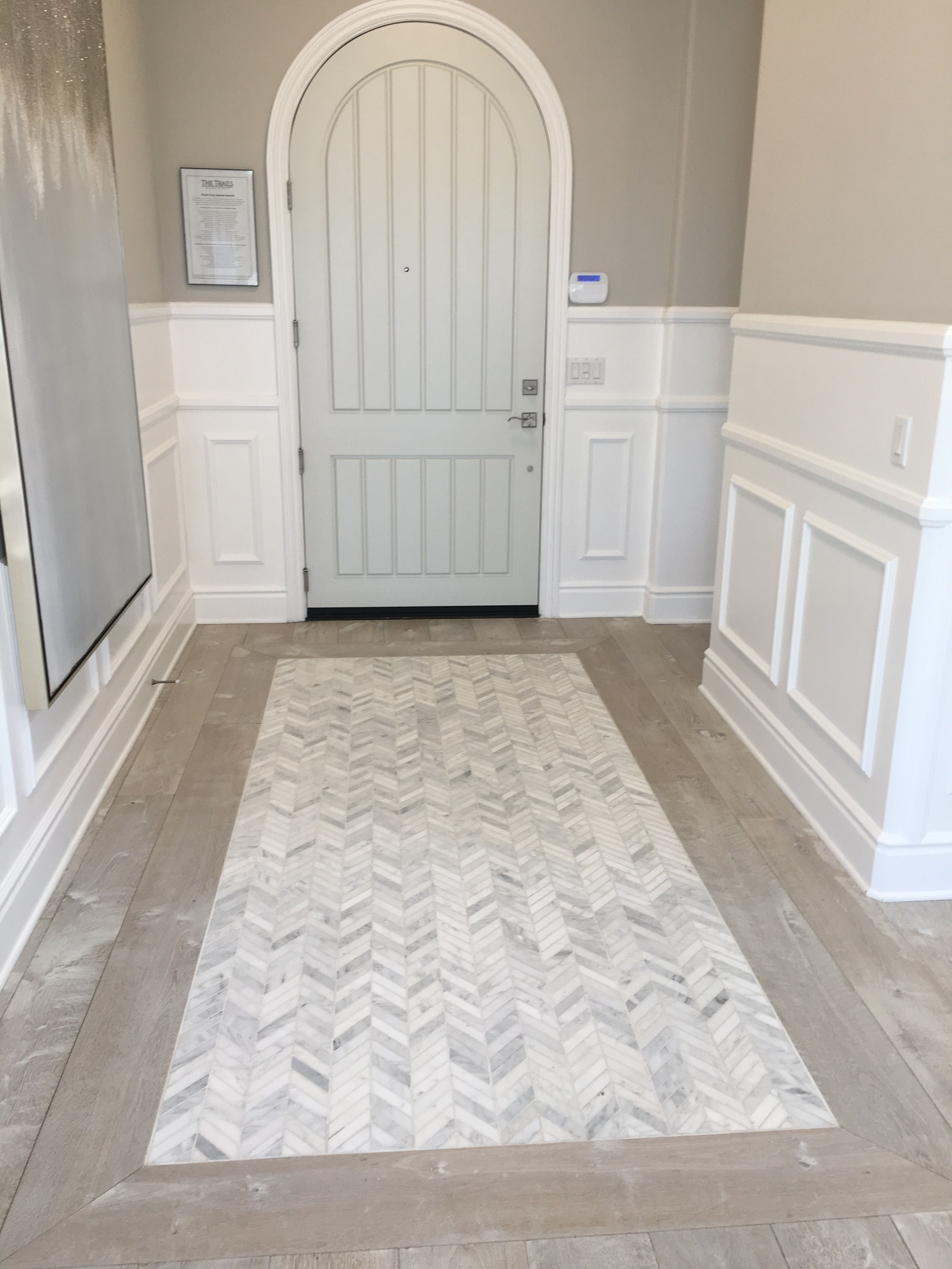 Tile Entryway Foyer Flooring Entryway Flooring Farmhouse Flooring
