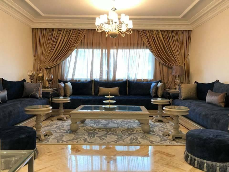 galerie de mod les de salon marocain et plus in 2019. Black Bedroom Furniture Sets. Home Design Ideas