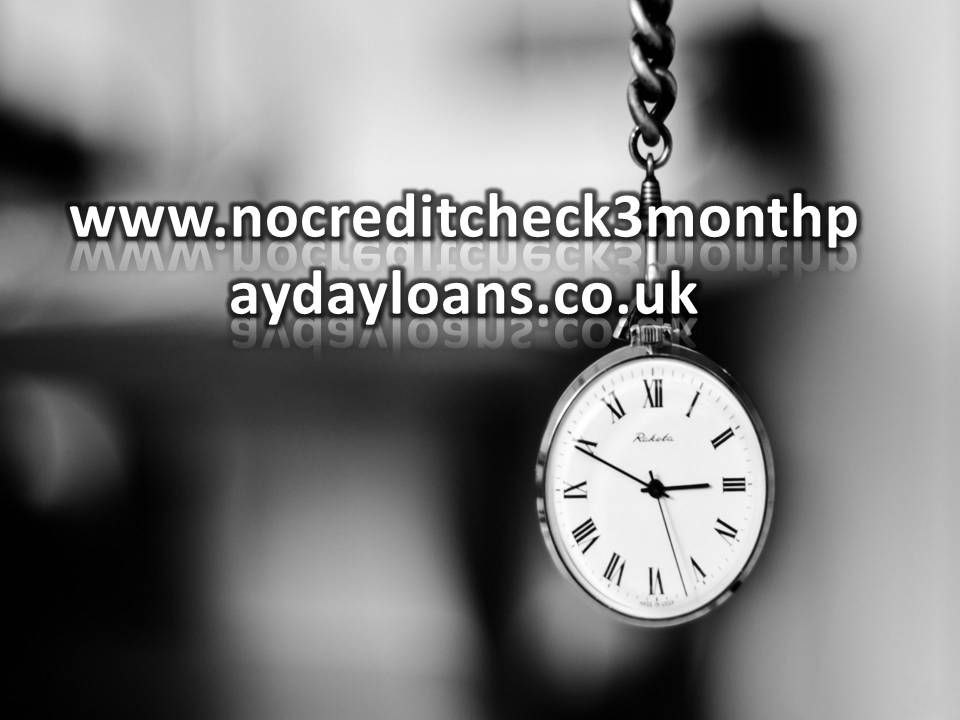 Do you need small financial help but don't know the way to achieve it to solve a certain problem? Apply with us online and get all the financial help you need instantly. Visit us at :- http://nocreditcheck3monthpaydayloans.co.uk/loanapplication.html#app