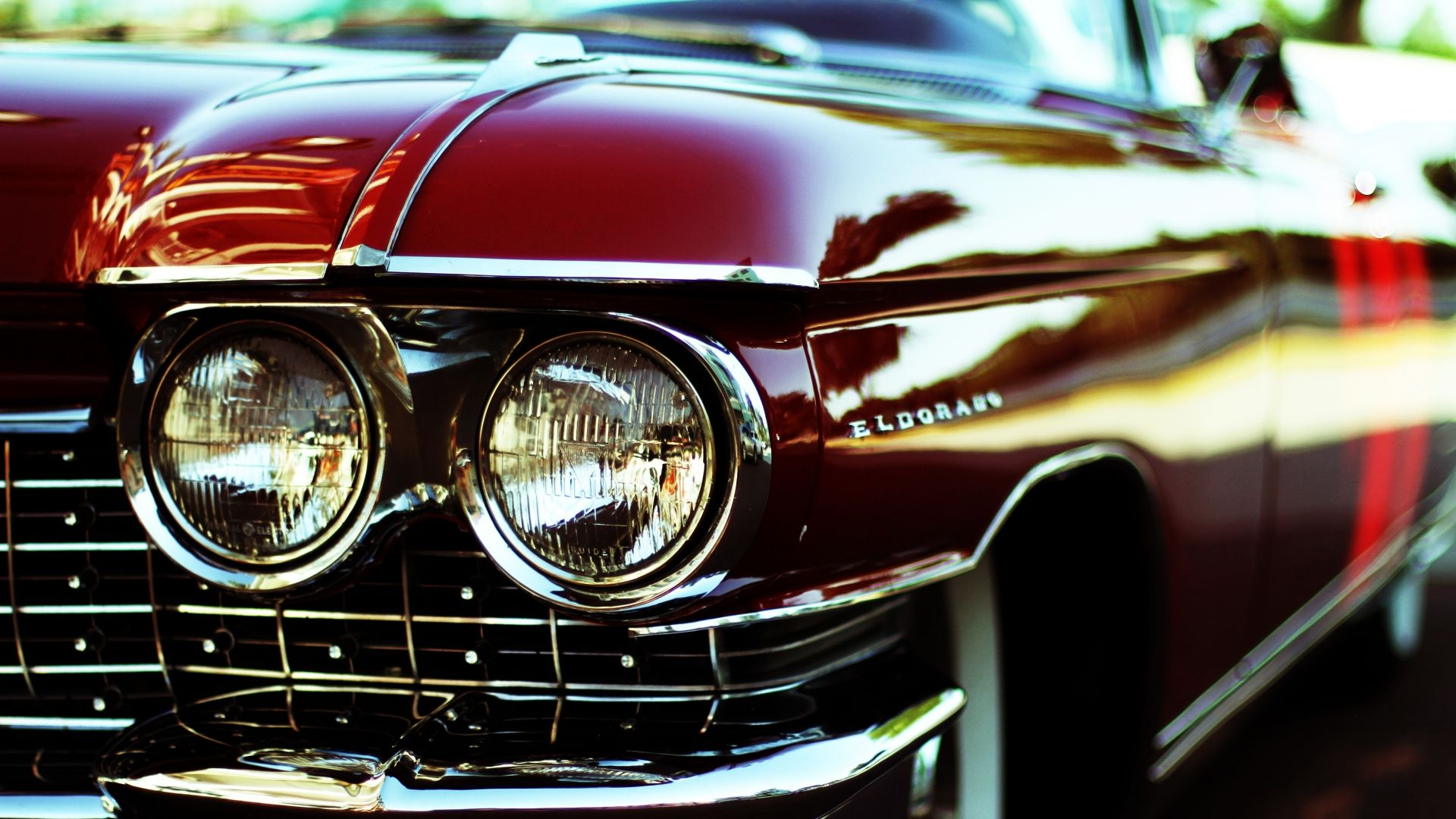 Cadillac Eldorado Classic Car Wallpapers And Backgrounds Hd Car