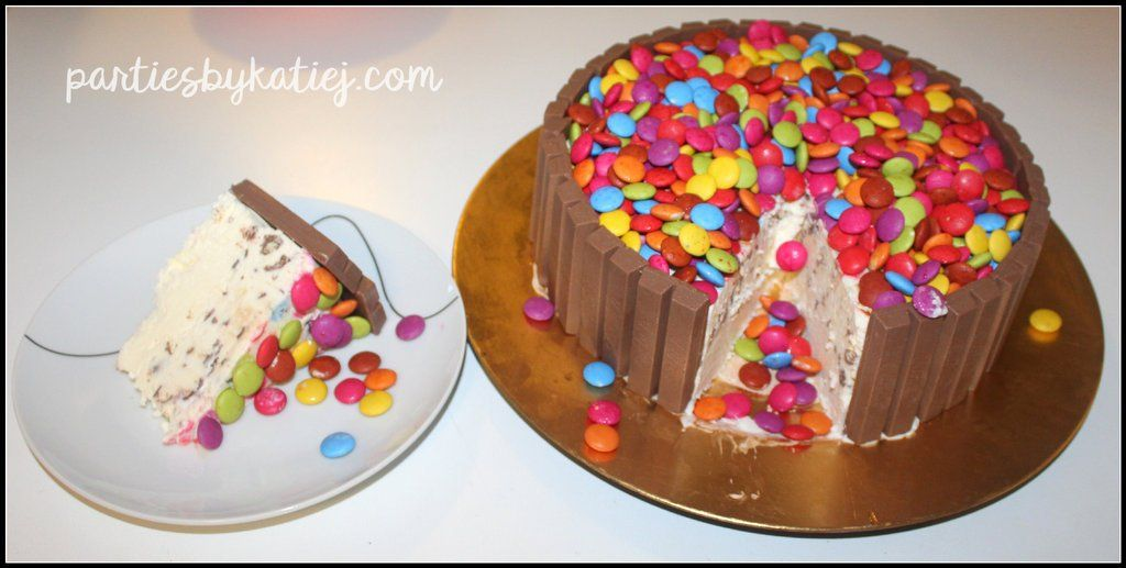 CAKE HACK 7 by Katie J Cake hacks Ice cream birthday cake and
