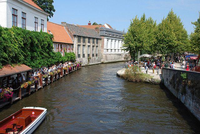 Bruges River Boat trips