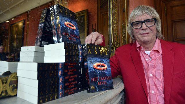 Pieter Aspe krijgt eigen uitgeverij | Boeken | De Morgen