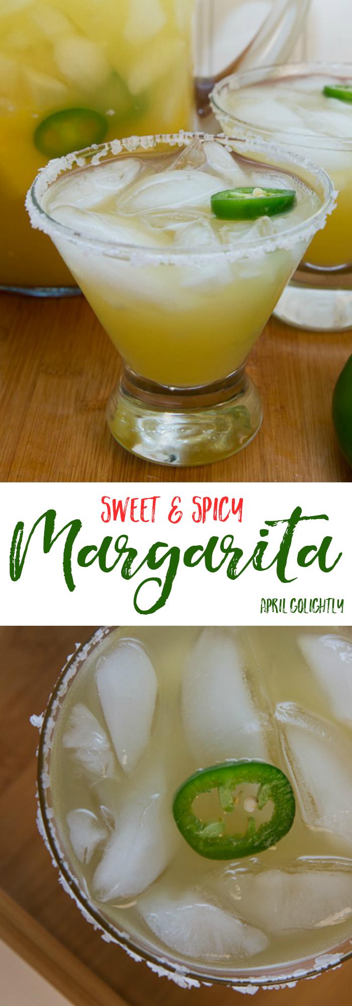 recipe: spicy skinny margarita recipe [11]