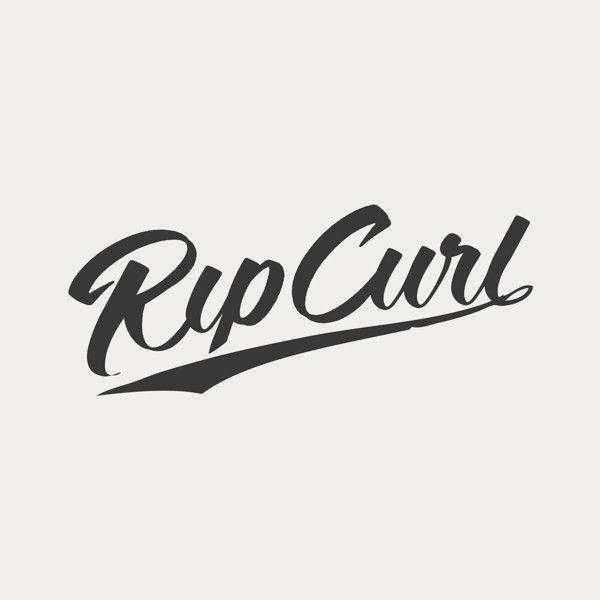 6b4ffa5e4e Rip Curl Logos by Ross Dickson