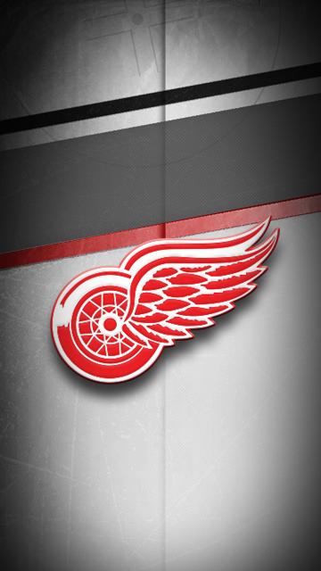 Detroit Red Wings H0ckey Png 360 640 Detroit Red Wings Wings Wallpaper Red Wings