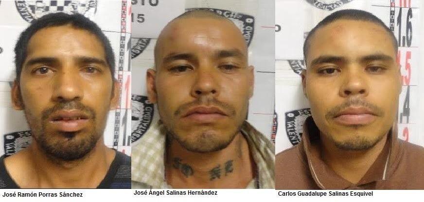 Pasarán 7 años en prisión por disparar a policías municipales en un asalto | El Puntero