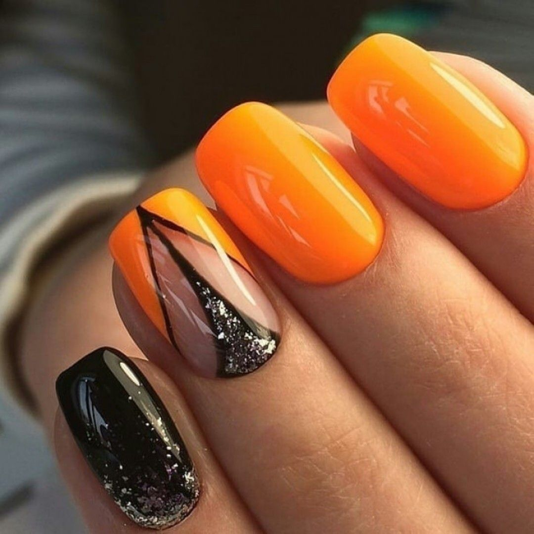 Pin by Brookewalls on Nails in 2020 Fall nail designs