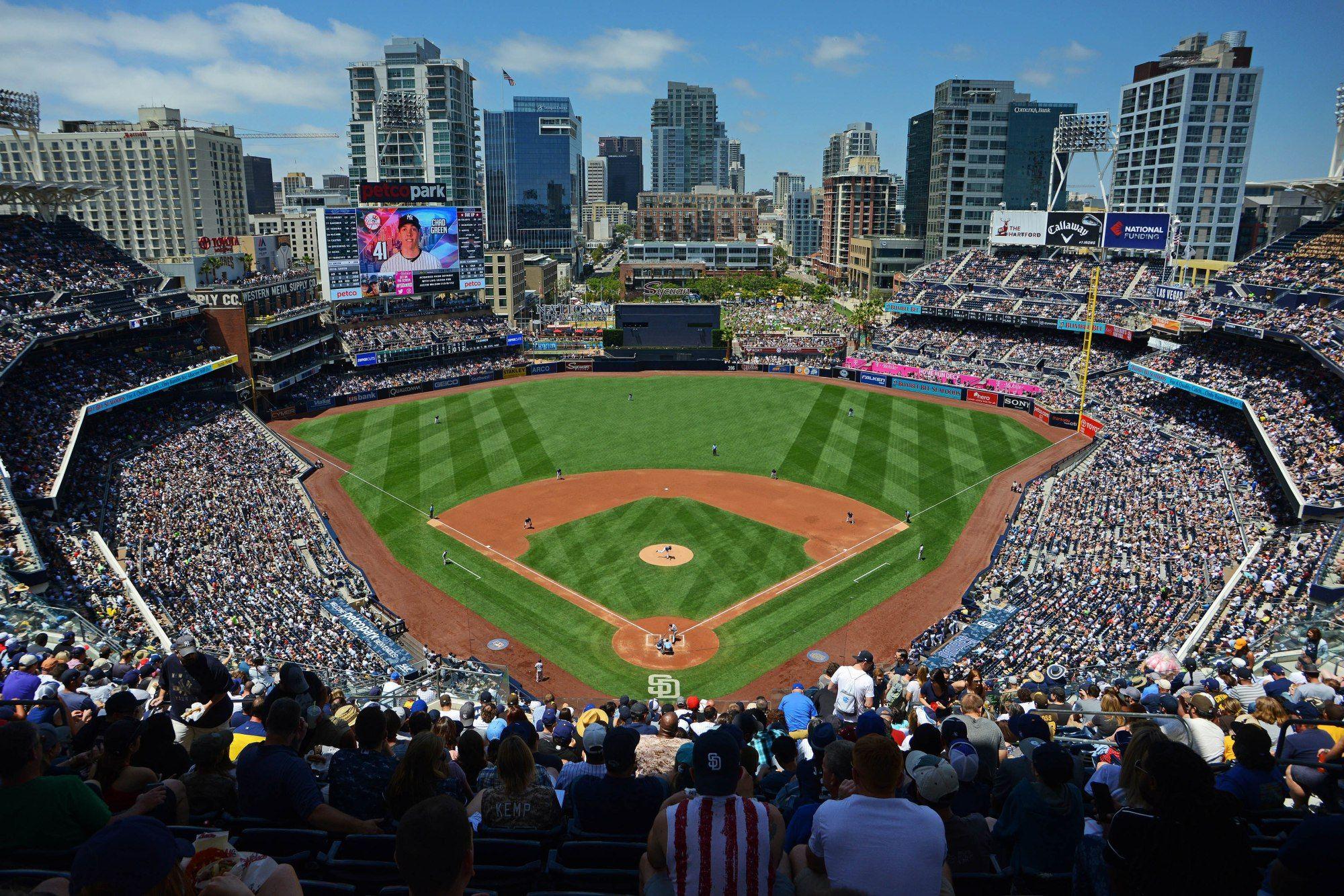 All 30 Mlb Stadiums Ranked Mlb Stadiums Baseball Stadium Mlb Baseball Teams