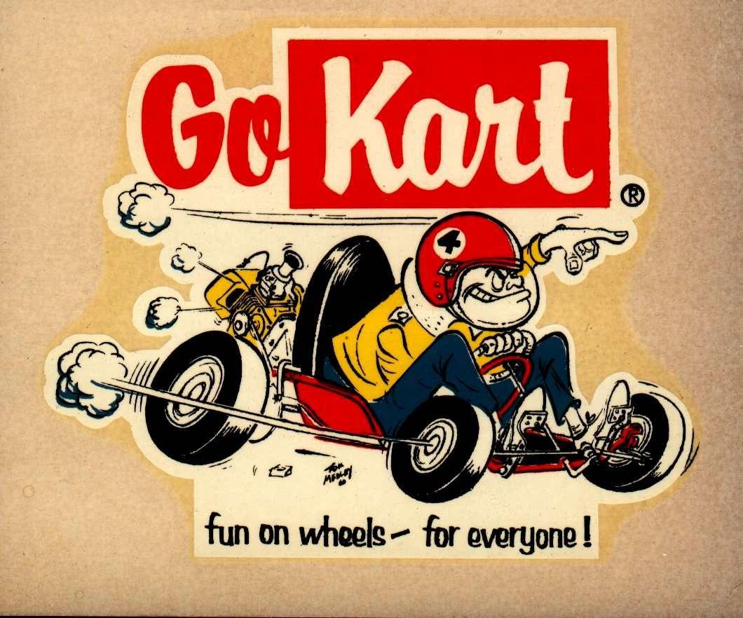 Go Kart Decal Bing Images Go Kart Go Kart Racing Vintage Go Karts
