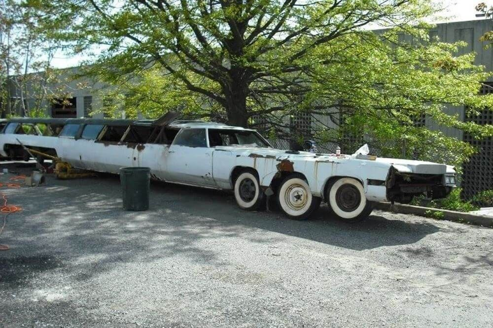 Longest Car In The World Has Been Recovered In 2020 Car In The World World Records World