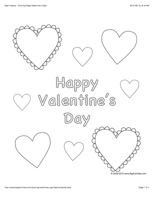 Valentine S Day Coloring Page With Fun Hearts To Color Heart Coloring Pages Valentines Day Coloring Page Mothers Day Coloring Pages