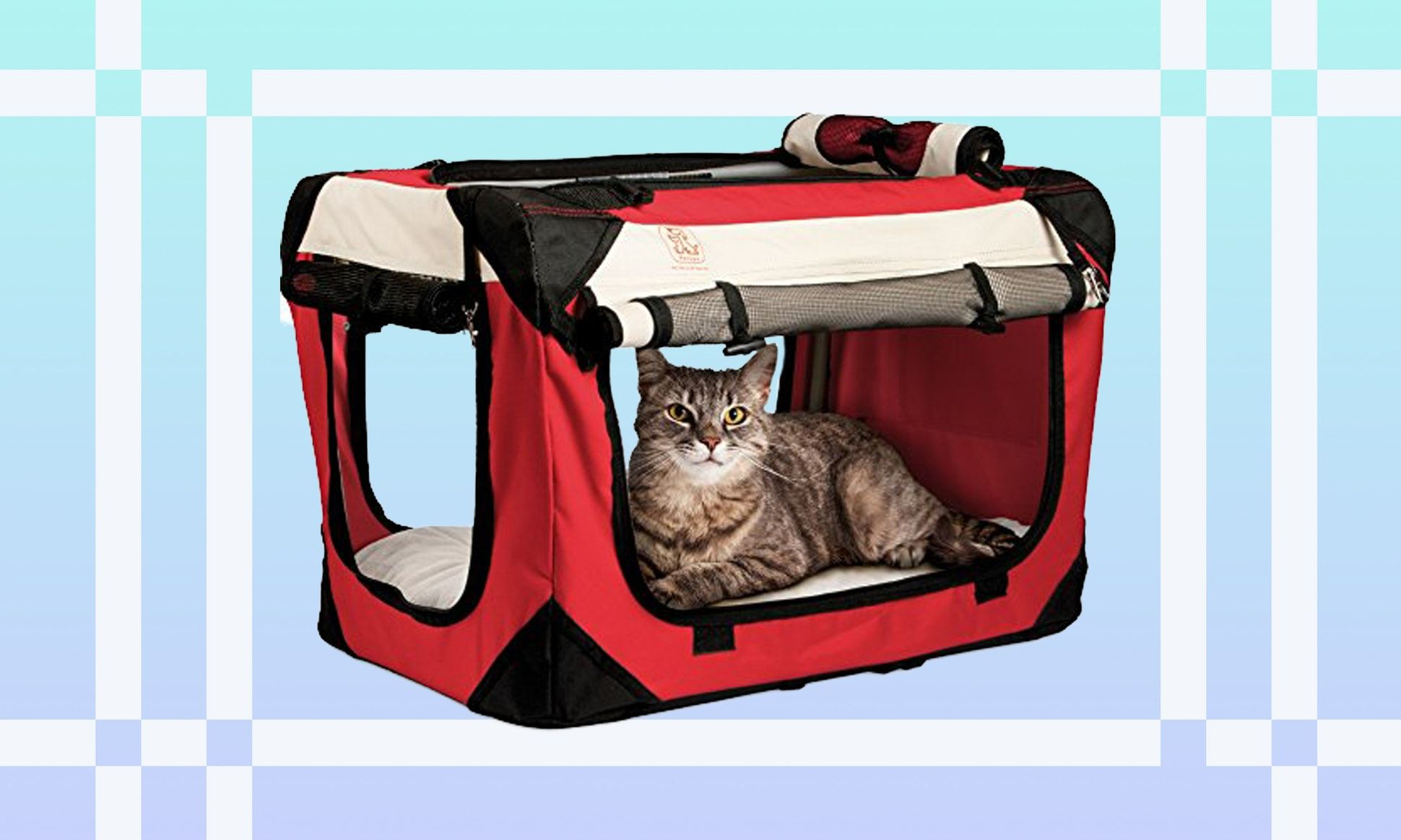 These Cat Carriers Fit Purrfectly In Cars, So You & Your