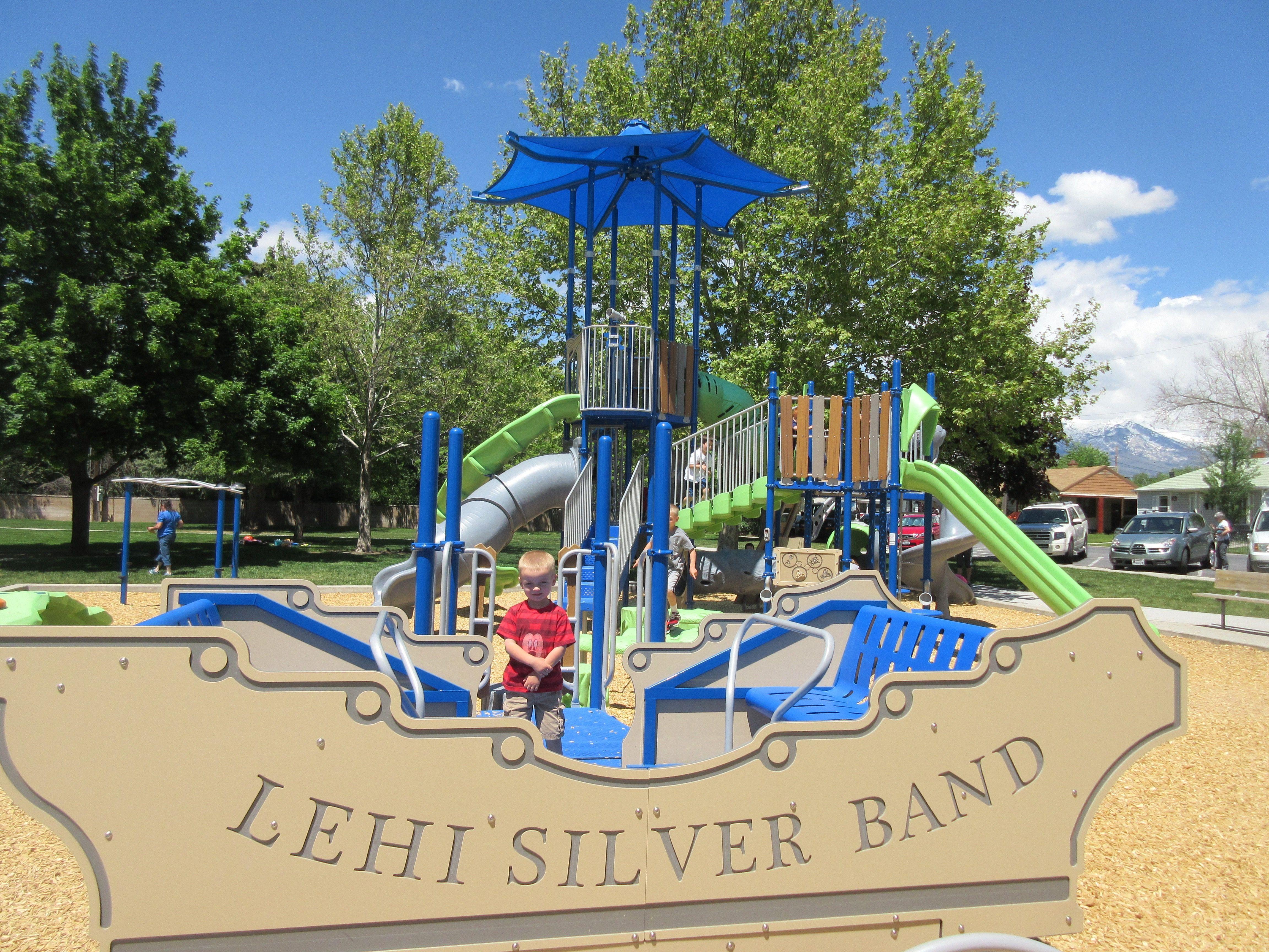 Bandwagon Park In Lehi Utah S Adventure Family Utah Adventures Lehi Lehi Utah