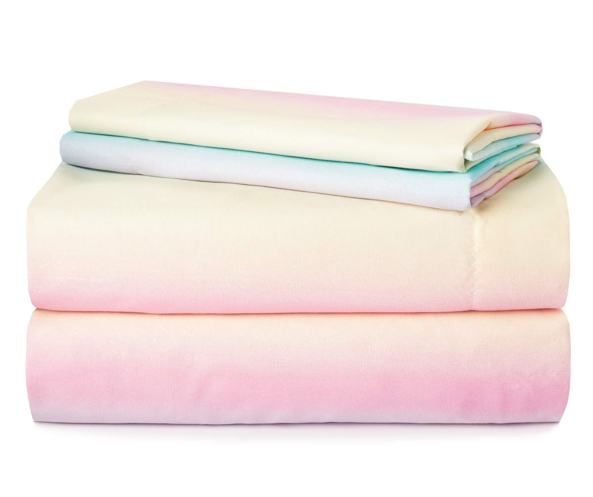 Best Rainbow Ombre Sheet Set With Images Sheet Sets Sequin 400 x 300