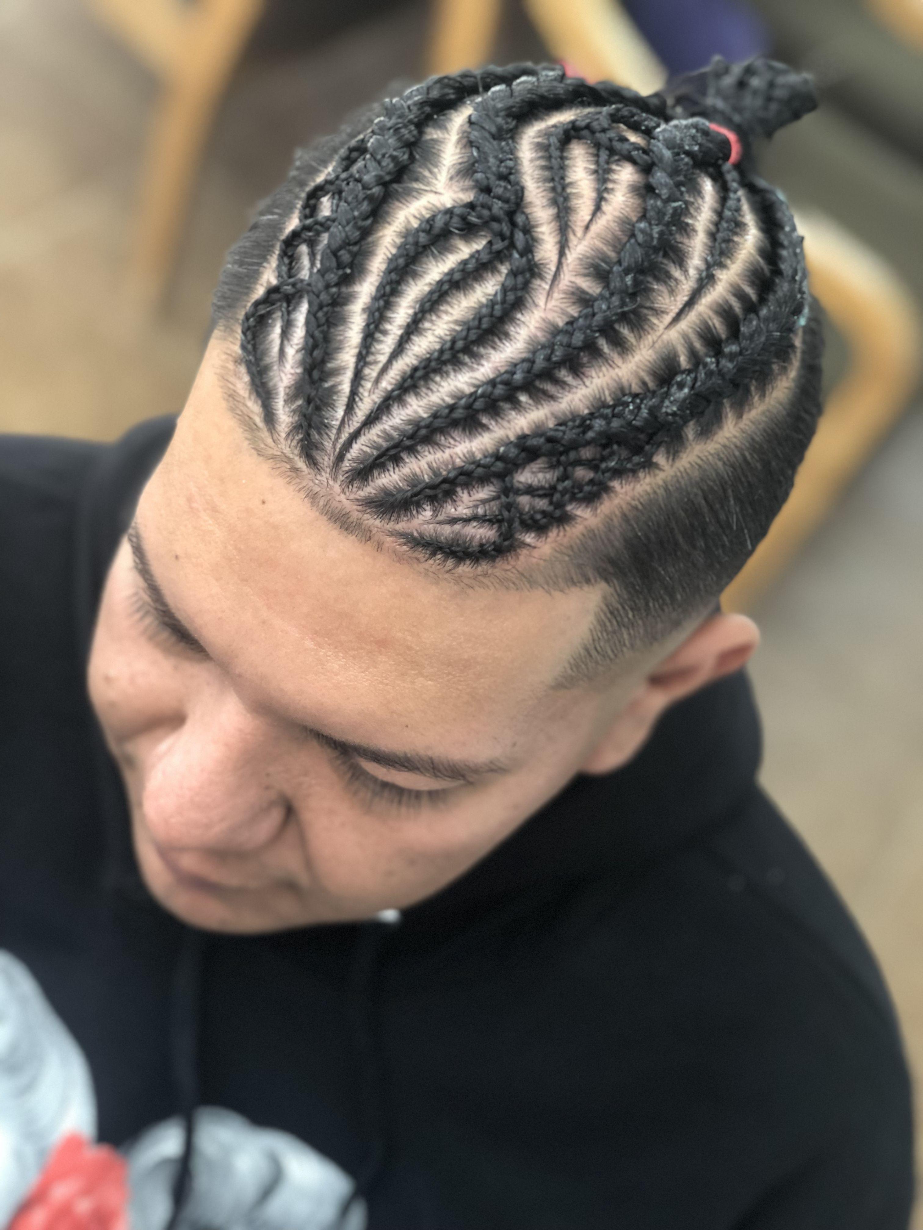 Pin By Jackie Gonzalez On Braids For Guys In 2019 Braids