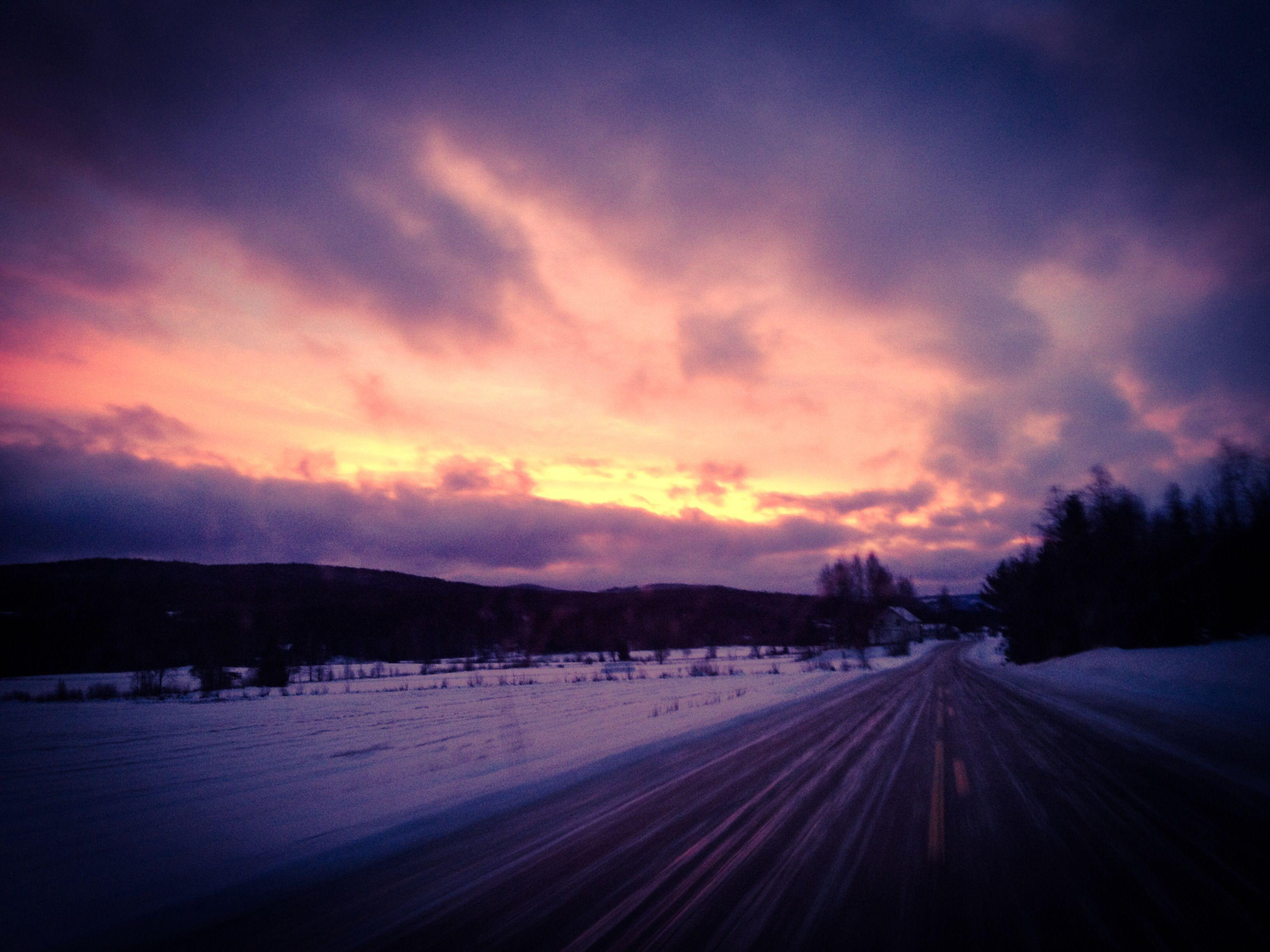 Roadtrip. Norway, Hedmark