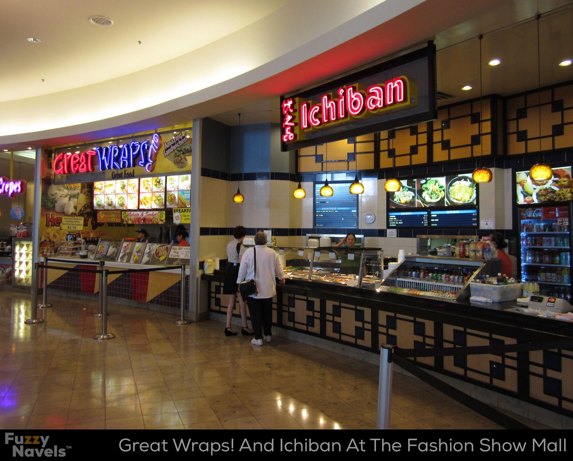 Fashion Show Mall Food Court