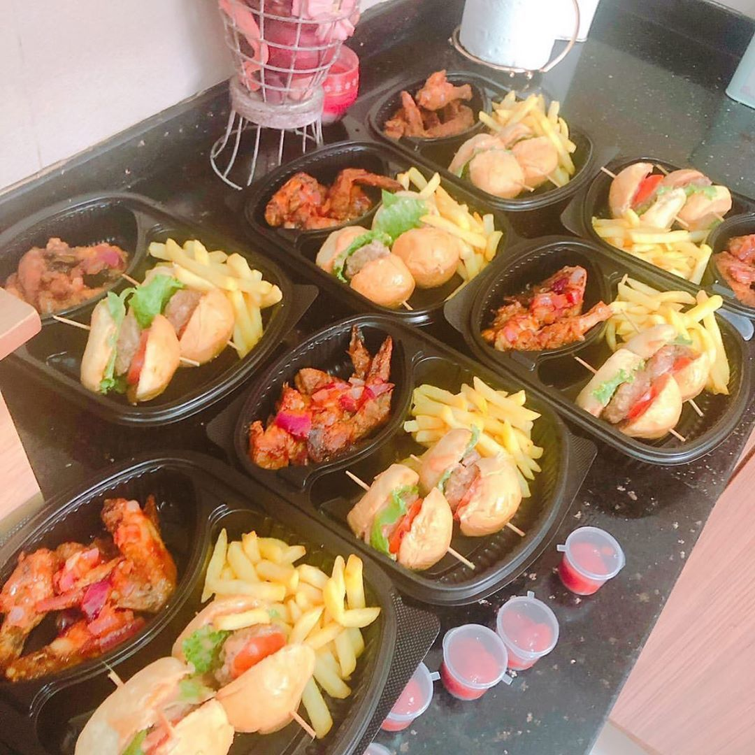 Good morning! N2,500 each ! ....Good morning! N2,500 each ! .  .  .  #bestburgersintown #abuja #abujafood #abujaparties #foodporn #foodstagram #lunchinabuja #abujafooddelivery