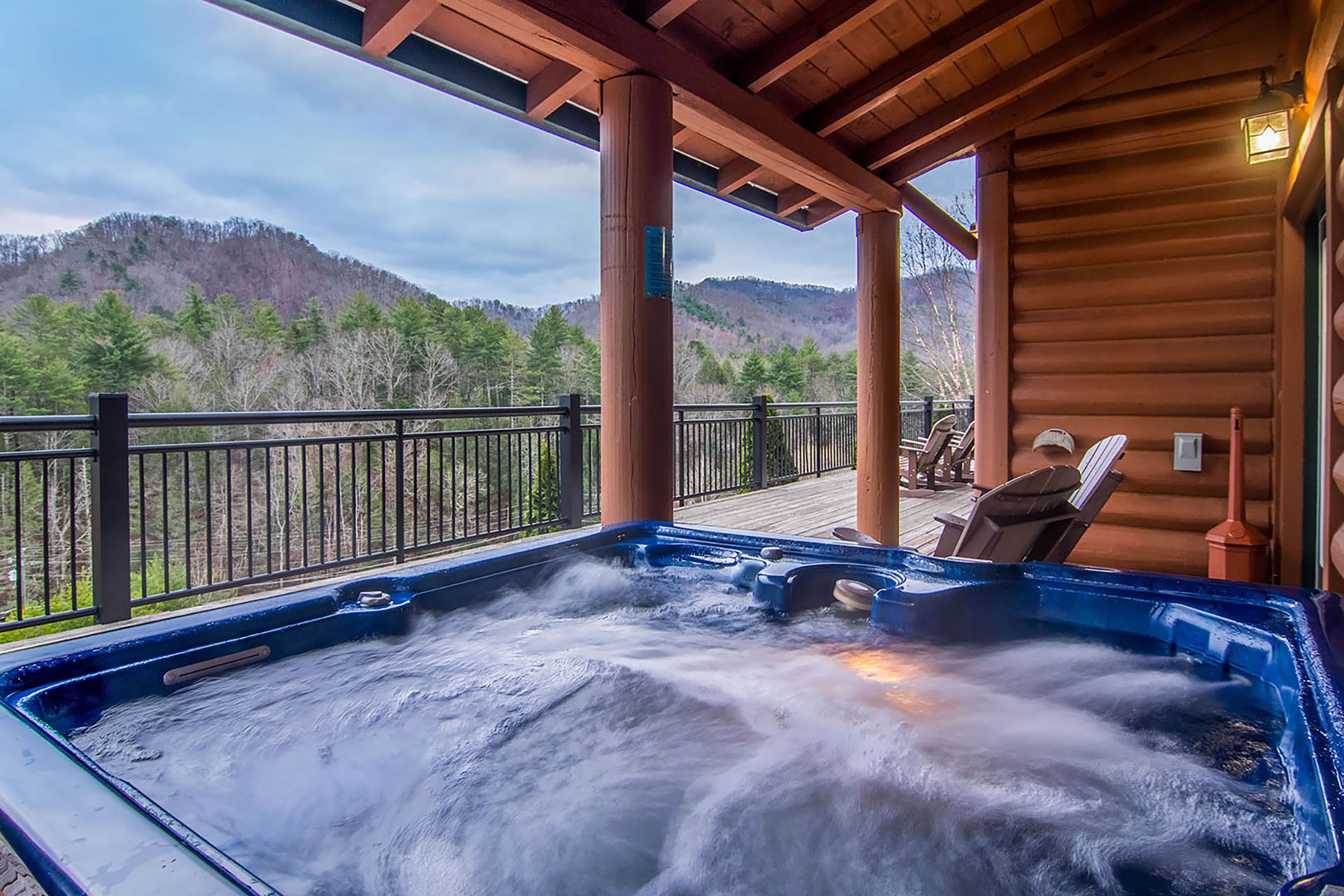 pigeon under gatlinburg luxury design bedroom best indoor pool home forge with cabin tn cabins rental picture in private
