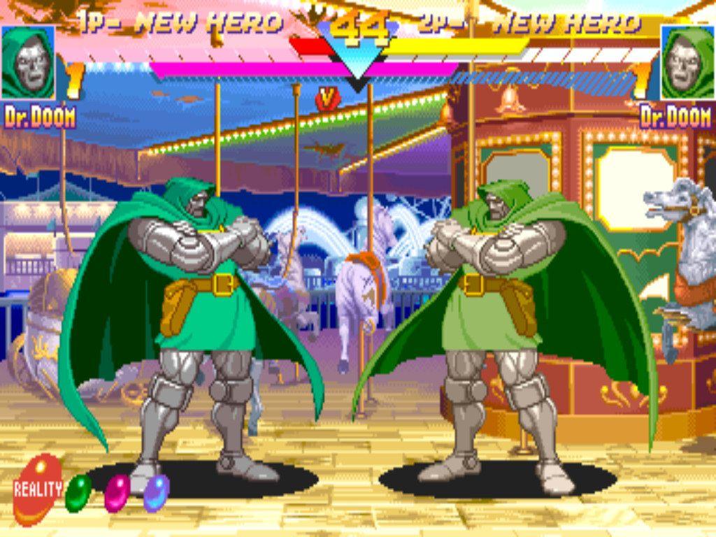Marvel Super Heroes [Arcade].
