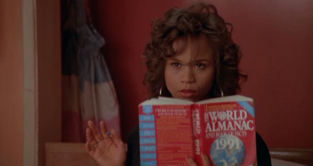 Rosie Perez in WHITE MEN CAN'T JUMP (1992) movies