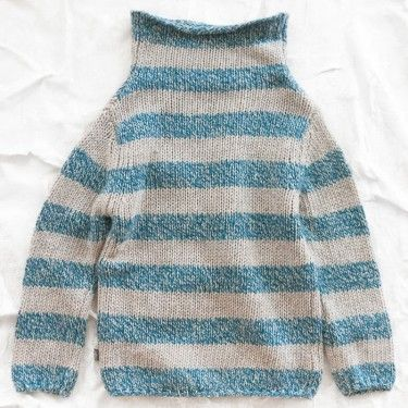kidscase striped turtleneck