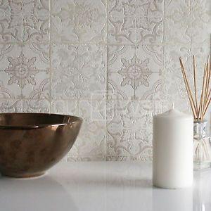 Details zu \'Marokkanische Kachel\' Geometrisch Fliesen-effekt ...