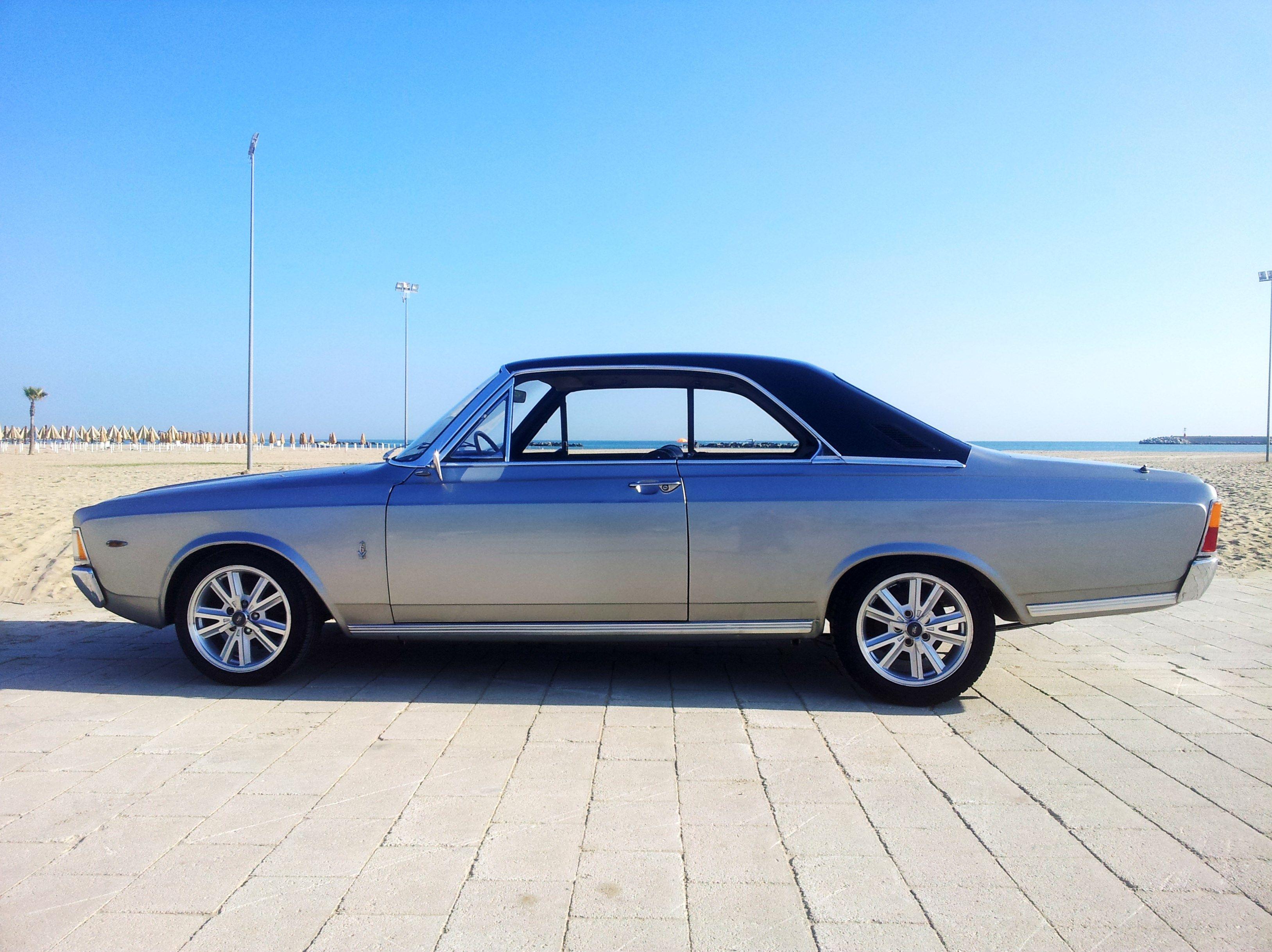 Ford Taunus Coupe 2300s Xl V6 Anno 1968 X Info Tel 3345717642