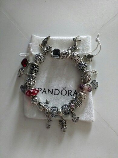 #Pandora #PandoraBracelet #PandoraLovers