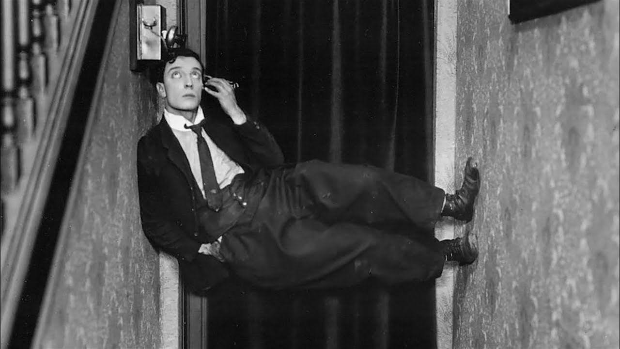 Buster Keaton stunts - YouTube | Silent film, Silent film stars, Film  history