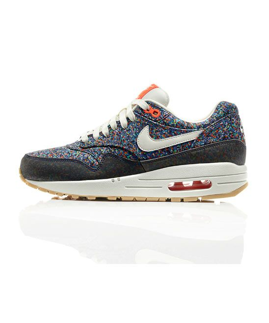 Nike Air Max 1 Liberty QS Women's Armory NavyVachetta Tan