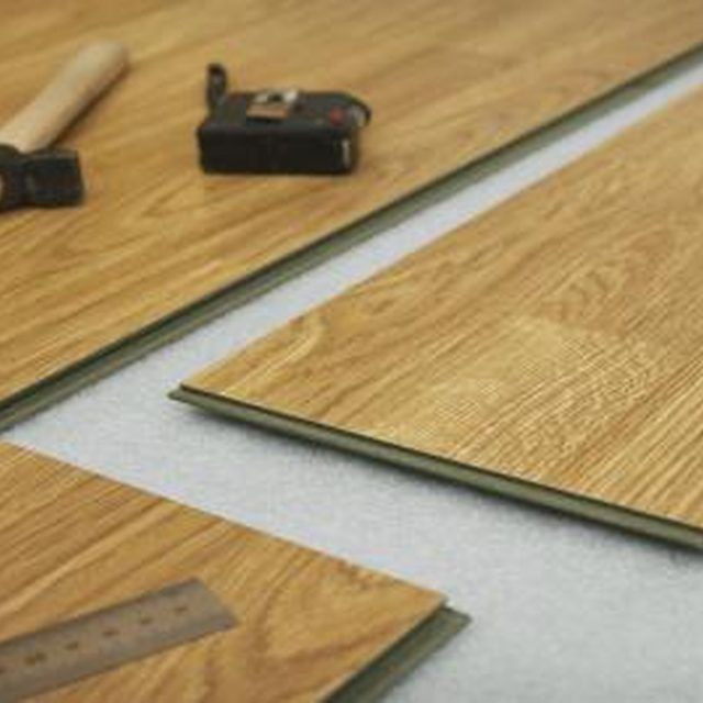 Straight, clean cuts can be challenging with laminate flooring.