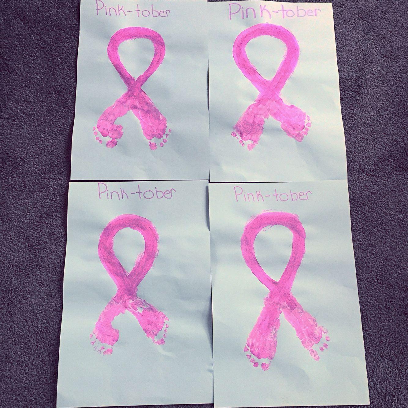 Breast cancer awareness crafts photos 44