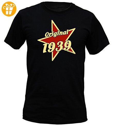 T-Shirt - Original 1939 - Lustiges Sprüche Shirt als Geschenk zum 78.  Geburtstag