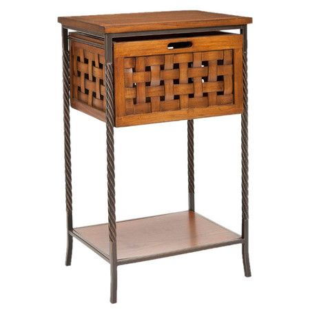I pinned this Sibora End Table from the Safavieh event at Joss and Main!