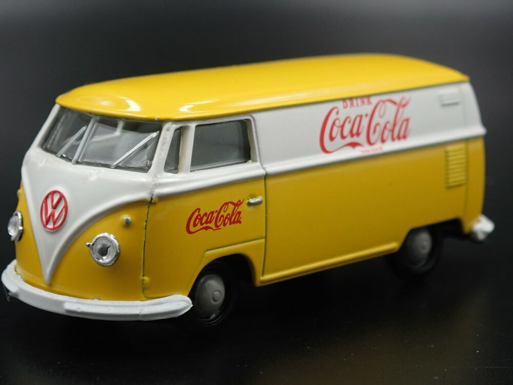 1950-1967 VW VOLKSWAGEN TYPE 2 T1 SINGLE CAB PICKUP 1//64 SCALE DIECAST MODEL CAR