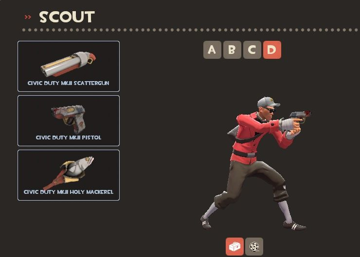 Rate my Scout Loadout games teamfortress2 steam tf2 – Tf2 Birthday Card