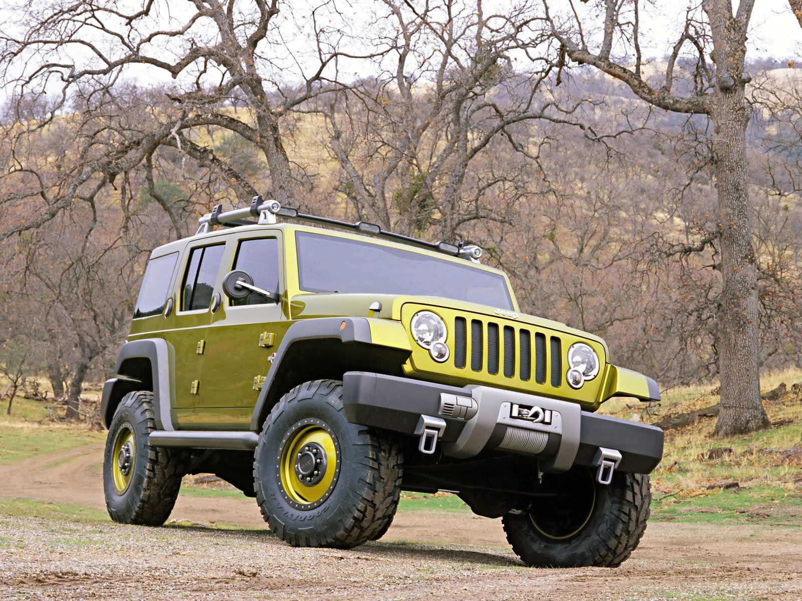 Jeep Rescue Concept Concept Cars Jeep Jeep Truck