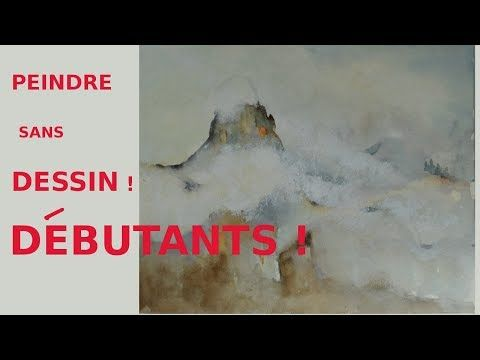 Peindre Le Brouillard Debuter Sans Dessiner Et Creer Des Effets