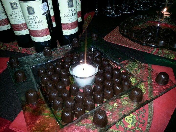 Chocolatitos!