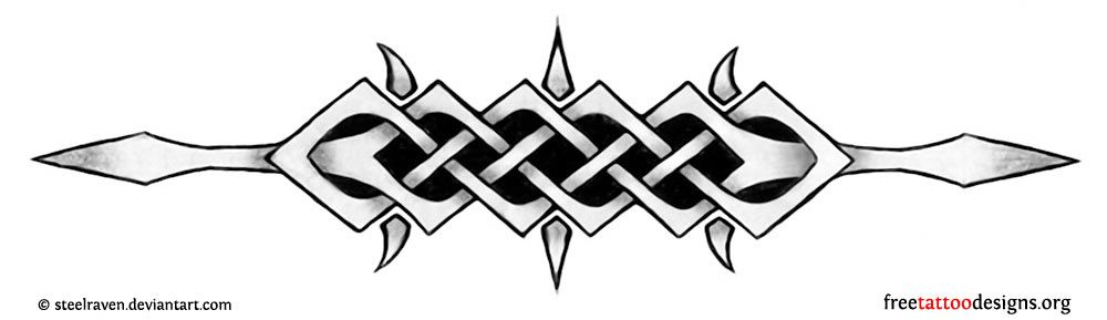 426d340569064 Celtic armband tattoo design | tattoos | Armband tattoo design, Arm ...