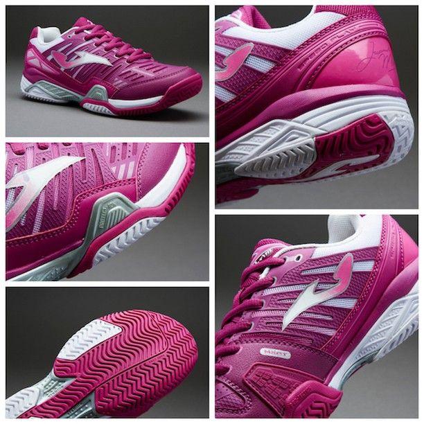 brand new b5da1 5d09f Joma Womens Slam - Pink White قیمت بعد از حراج  تومان کد محصول
