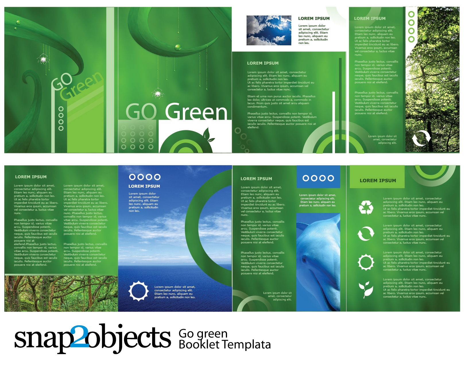 Beautiful Brochures And Booklets  Statistical Data Brochures And