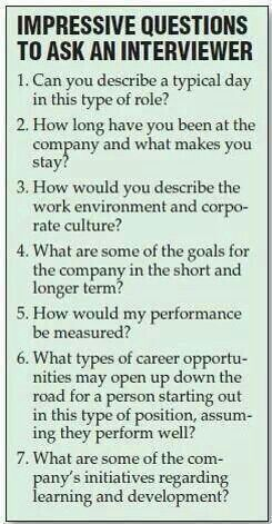 Beautiful Job Interview Questions To Ask The Interviewer Even Though I Hope To Avoid  A Job Hunt For A Very Long Time.
