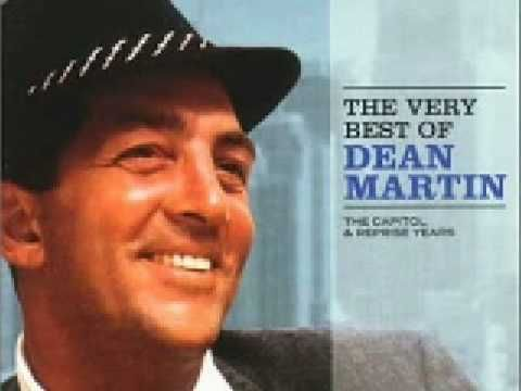 That S Amore By Dean Martin When The Moon Hits Your Eye Like A