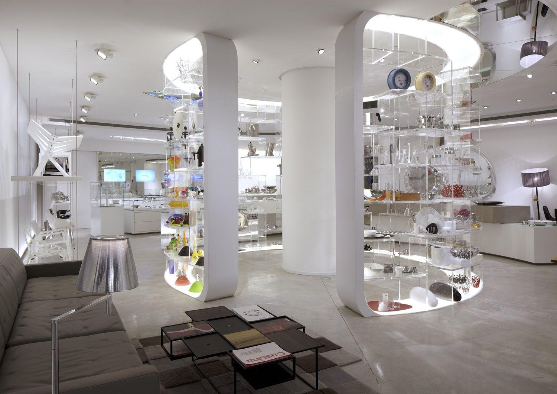 best service cost charm designer fashion Tollman's Alessi Store, Tel-Aviv / Visual Concept and Design ...