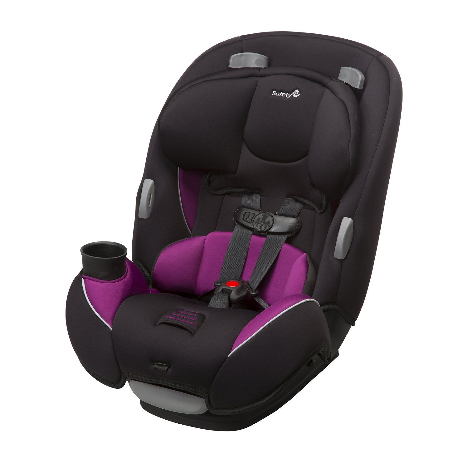 From baby to big kid the Continuum 3-in-1 car seat is there for your