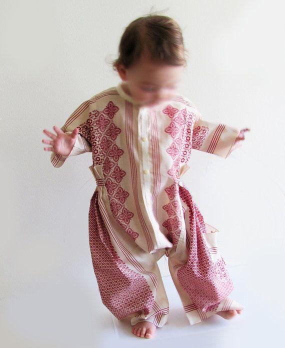 oversized jumpsuit. #kids #fashion